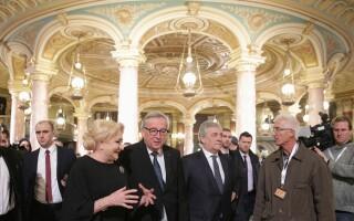 Liderii europeni la Ateneu