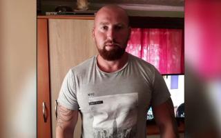 crimă Medias, suspect