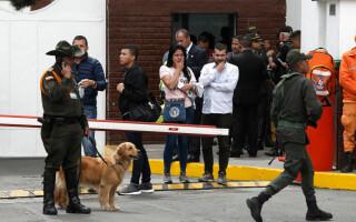 Atac terorist la Bogota