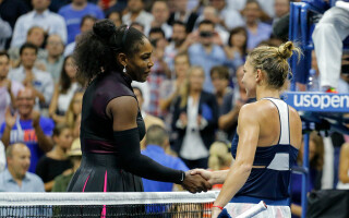 Serena Williams, Simona Halep