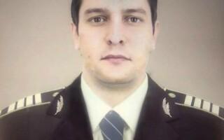Bogdan Bănică, polițist Suceava