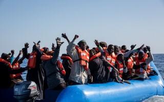 migranti africani italia