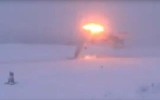 bombardier rusesc, prabusit, Murmansk