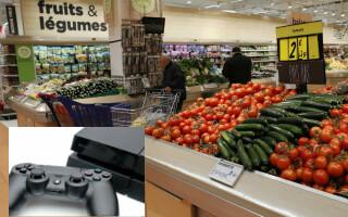 PlayStation 4, tanar, franta,