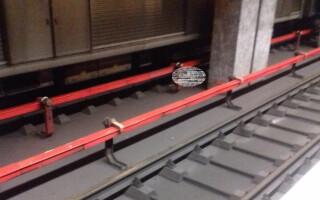 accident metrou