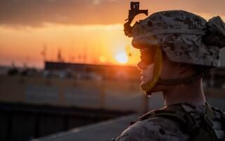militari americani in Golf