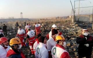 Un avion ucrainean cu 180 de persoane la bord s-a prăbușit în Iran. Toți pasagerii au murit - 2