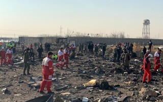 Un avion ucrainean cu 180 de persoane la bord s-a prăbușit în Iran. Toți pasagerii au murit - 4