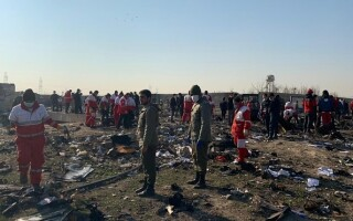 Un avion ucrainean cu 180 de persoane la bord s-a prăbușit în Iran. Toți pasagerii au murit - 5