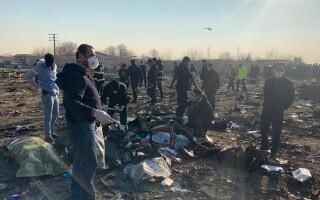 Un avion ucrainean cu 180 de persoane la bord s-a prăbușit în Iran. Toți pasagerii au murit - 6
