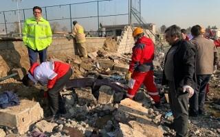 Un avion ucrainean cu 180 de persoane la bord s-a prăbușit în Iran. Toți pasagerii au murit - 8