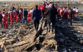 Un avion ucrainean cu 180 de persoane la bord s-a prăbușit în Iran. Toți pasagerii au murit - 9