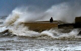O româncă a decedat în Spania, din cauza furtunii Gloria