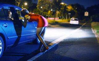 prostituție