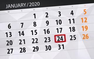 24 ianuarie, zi liberă pentru români. Prima minivacanță din 2020