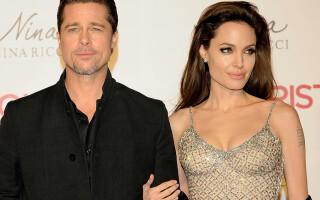Brad Pitt & Angelina