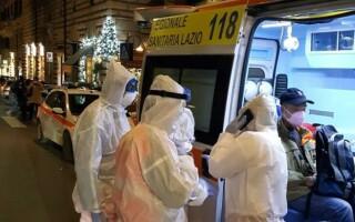 Chinezi infectati cu coronavirus la Roma