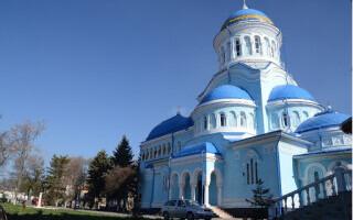 Mitropolia Basarabiei va construi în Bălți o catedrală și un centru cultural cu finanțare de la Guvernul României