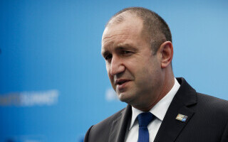 rumen radev, președinte Bulgaria
