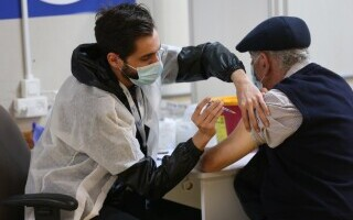 Vaccinare in Israel