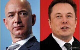 Musk Bezos
