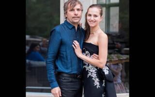 Rodney and Ekaterina Baker