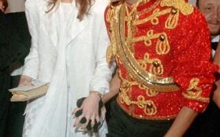 Michael Jackson si Brooke Shields