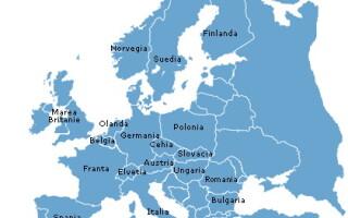 1000 De Ani In 5 Minute Uite Cum S A Schimbat Harta Europei In 10