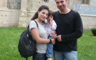 Ioana Ginghina si Alexandru Papadopol