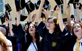 elevi, absolvire