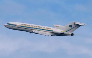 Boeing 727 Congo