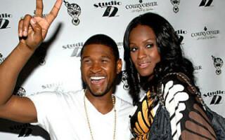 Usher si fosta sotie, Tameka