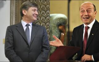 Crin Antonescu, Traian Basescu