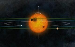 Sistem solar strain