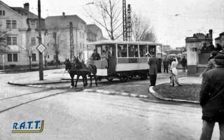 tramvai tras de cai 1869