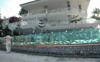 gard acvariu
