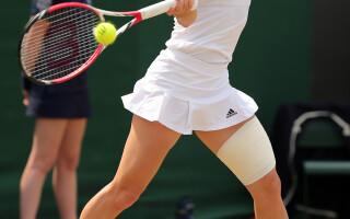 Simona Halep, Wimbledon 2014