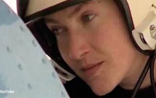 femeie pilot Nadia Savcenko