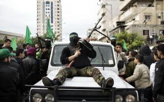 militanti palestinieni