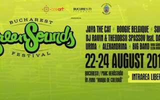 Bucharest GreenSounds