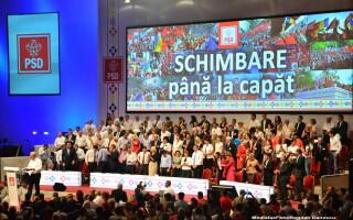 Lansarea candidaturii lui Victor Ponta