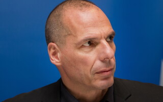 Yanis Varoufakis cover - GETTY