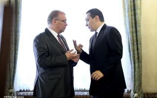 Dan Mihalache, Victor Ponta - AGERPRES