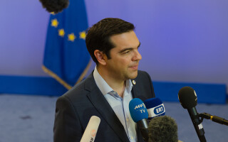 Alexis Tsipras - GETTY