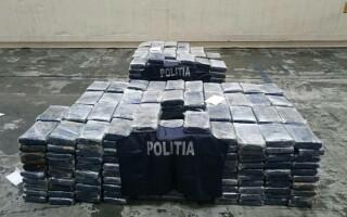 cocaina port