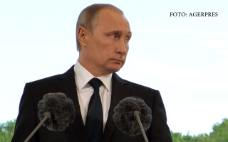 Vladimir Putin in vizita in Finlanda