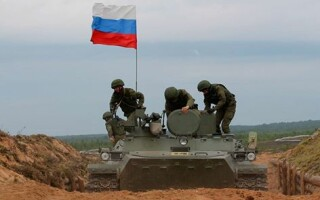 exercitiu militar rusesc