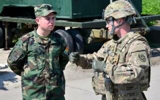 Dragon Pioneer 2016, exercitiul militar Moldova Ucraina