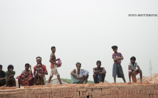 barbati si copii din India vanduti pentru a munci