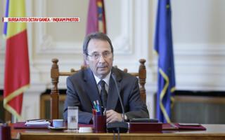 Valer Dorneanu, judecator CCR